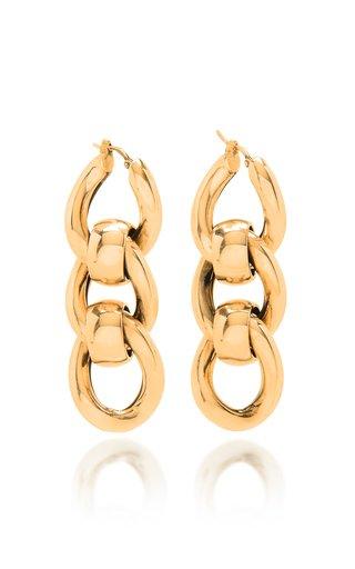 Chain Metal Drop Earrings