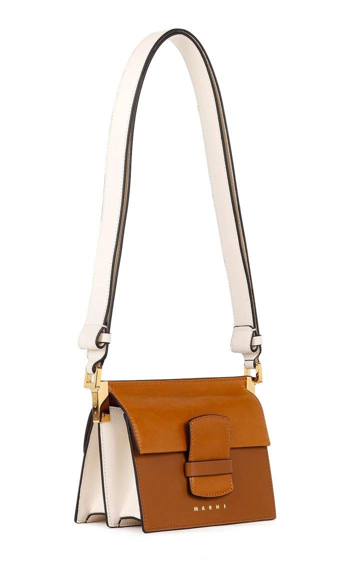 Severine Mini Leather Shoulder Bag