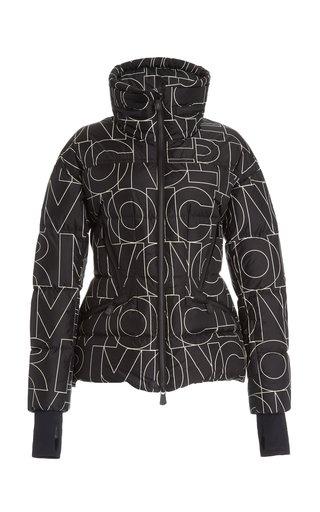 Dixence Moncler Printed Shell Ski Jacket