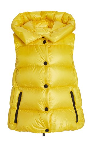 Resy Down Hooded Puffer Vest