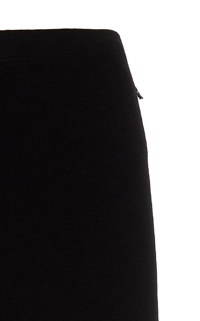 Milan Stretch-Cotton Biker Shorts