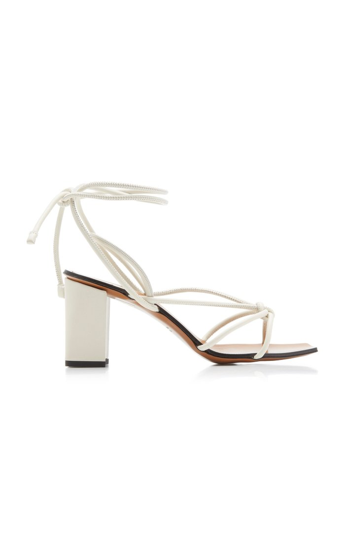 Andria Leather Sandals