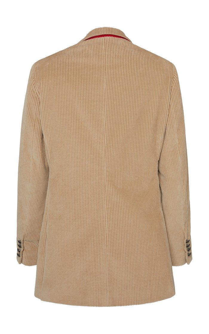 Cotton-Corduroy Blazer
