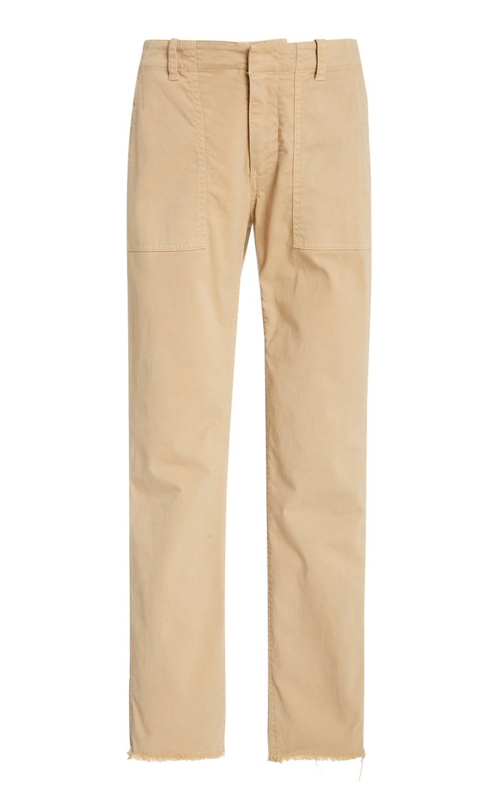 Jenna Cropped Slim-Leg Jeans