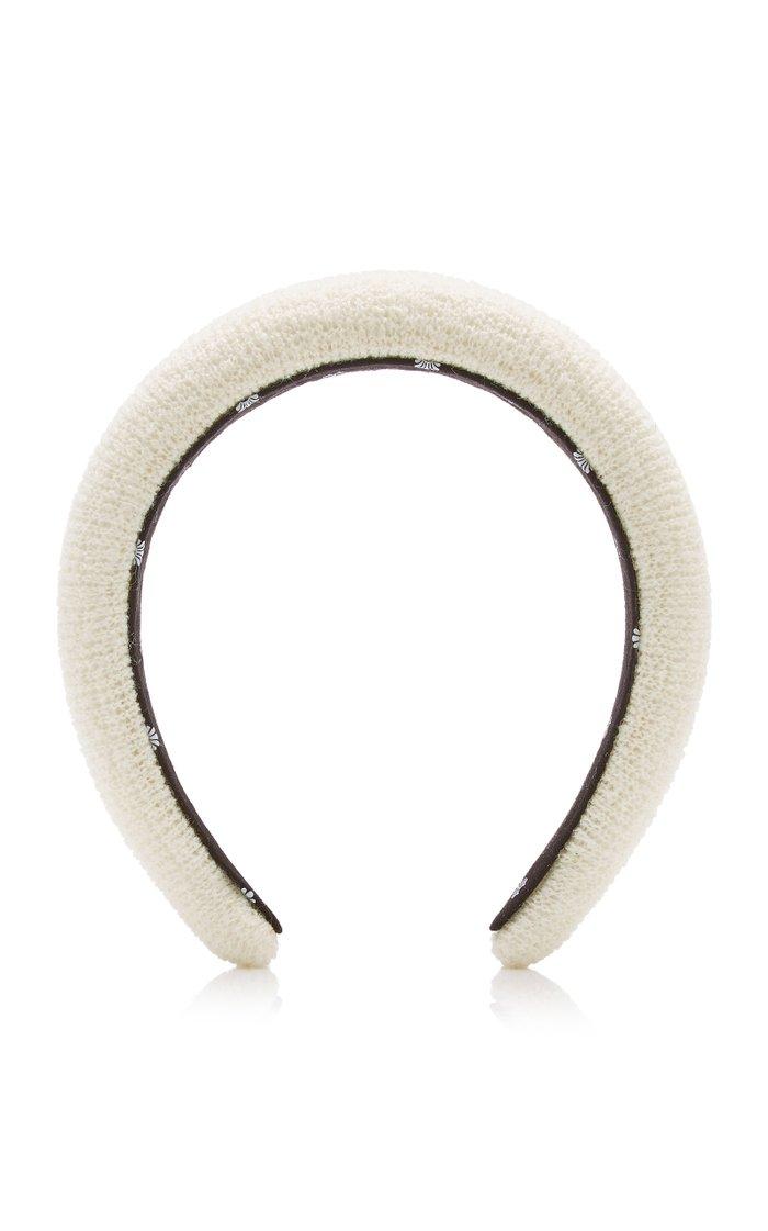 Alice Petite Padded Bouclé Headband