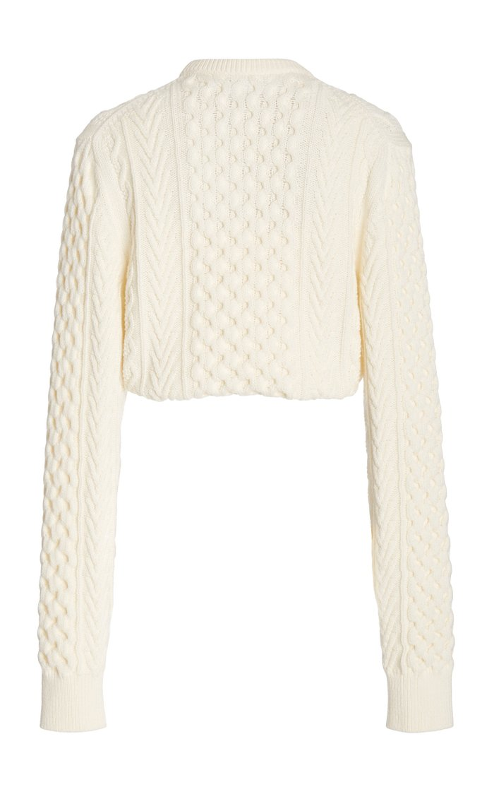Thousand-In-One-Ways Wool-Cotton Sweater
