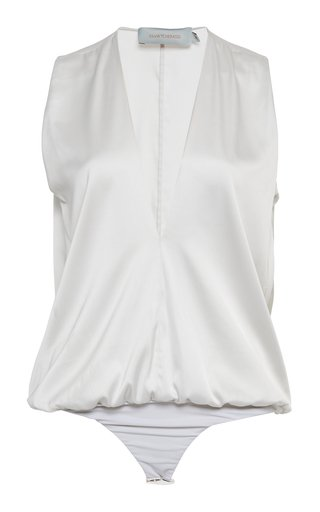 Dorgali Sleeveless Bodysuit