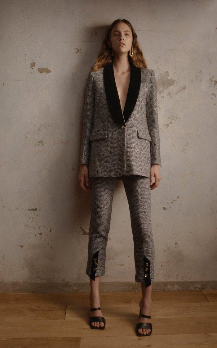 Rebellion Tweed Blazer