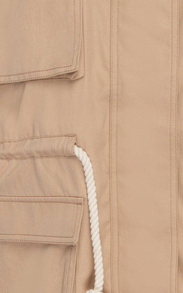 Liberation Cotton Utility Jacket