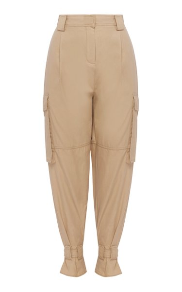 Liberation Cotton Tapered Utility Pants
