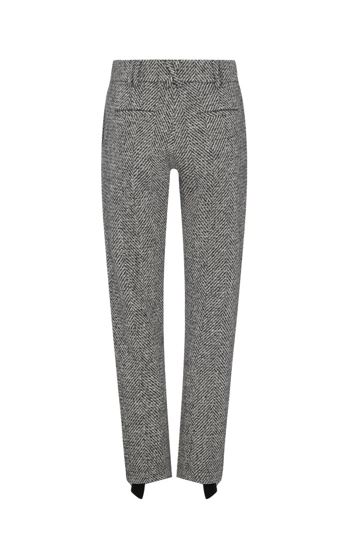 Rebellion Tweed Cropped Pants