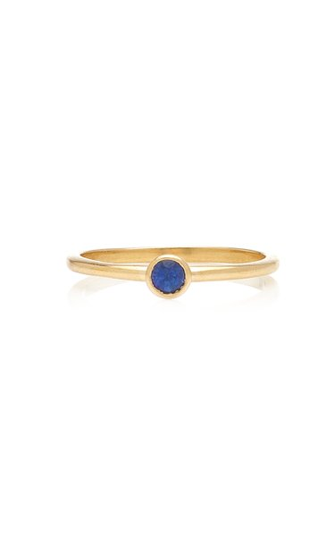 Sapphire Stack Ring