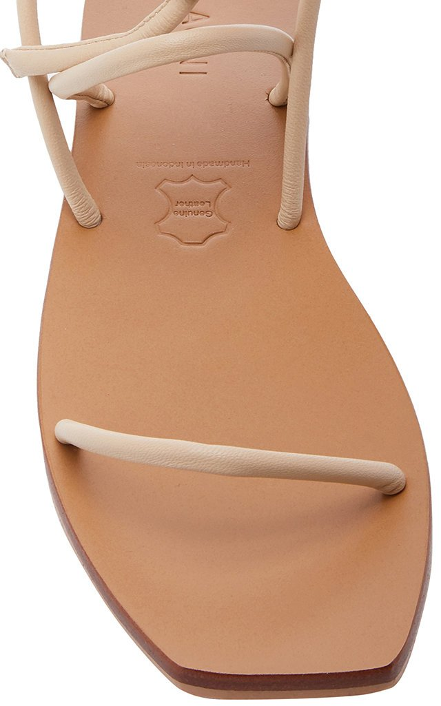 Asami Leather Sandals