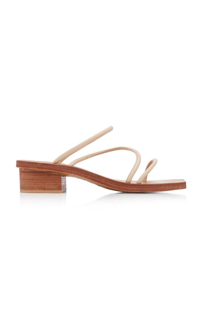 Nikko Leather Sandals