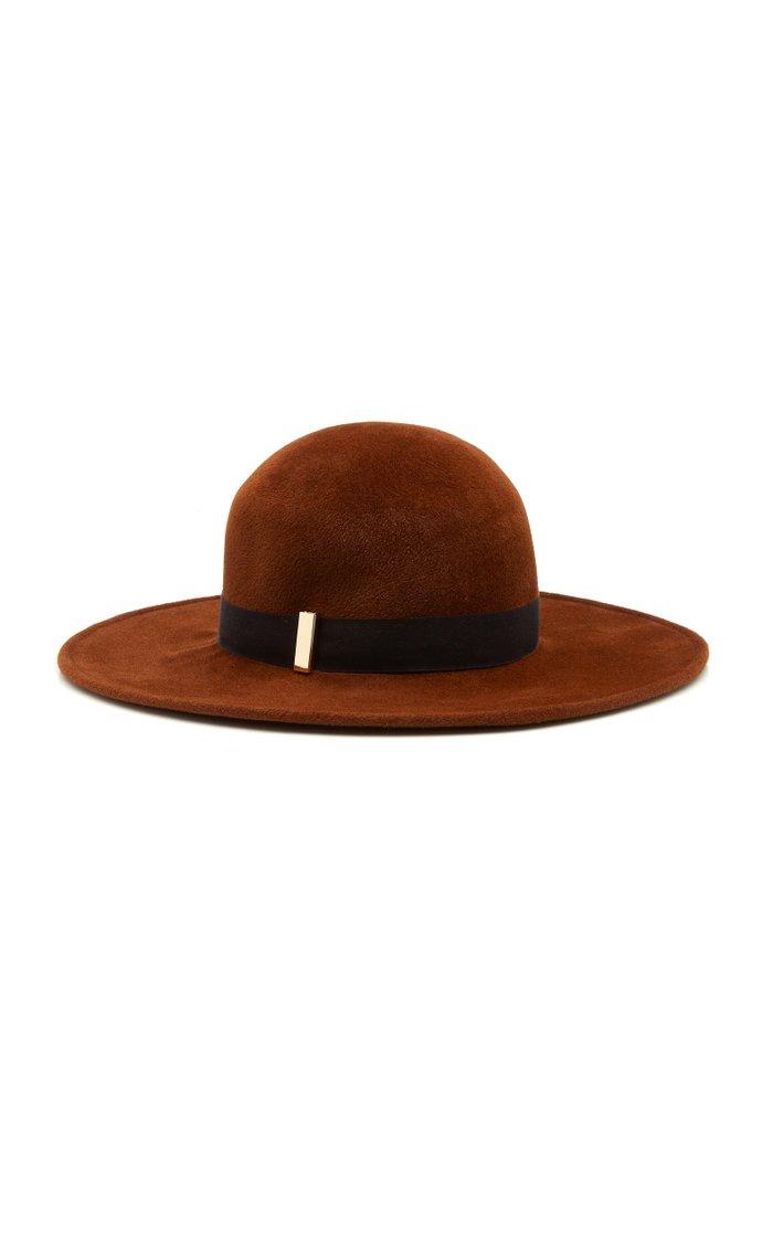Exclusive Kyleigh Felt Hat