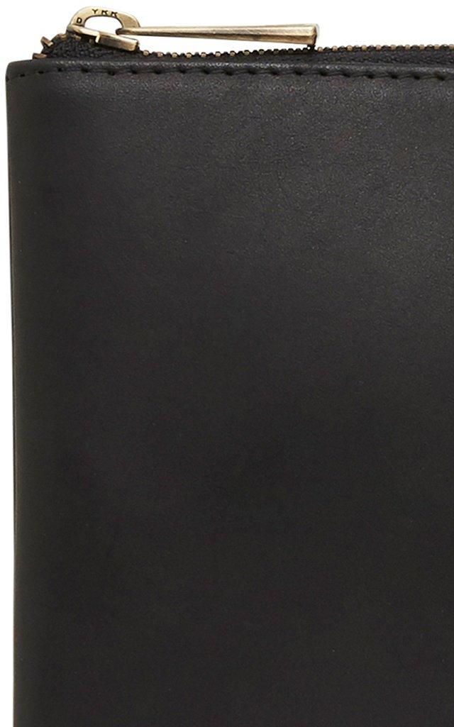 Kanta Leather Clutch