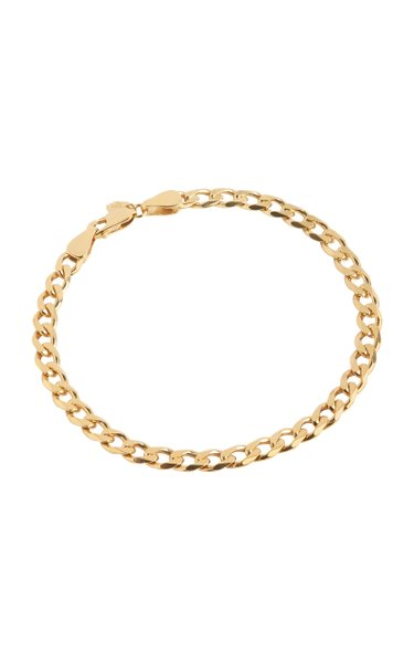 Forza Gold-Vermeil Bracelet
