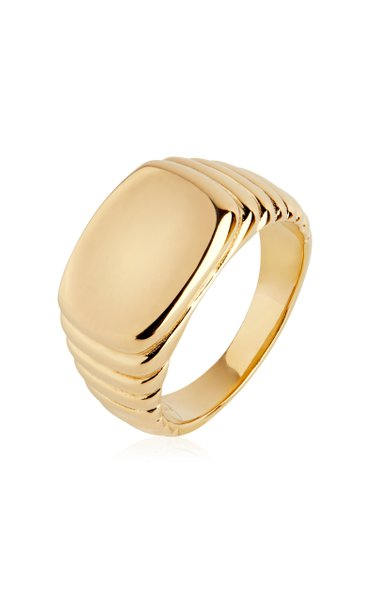 Shore Gold-Vermeil Ring