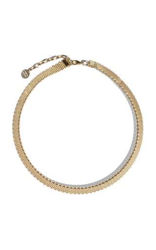 Quinn Gold-Plated Necklace