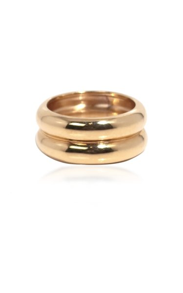 Varro Gold-Plated Ring