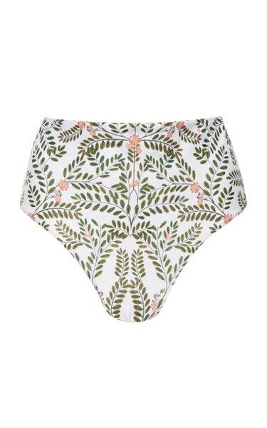 Alicia Printed Bikini Briefs
