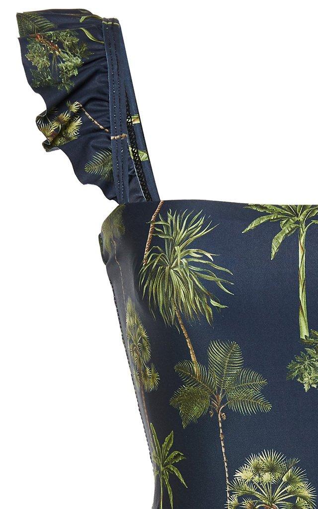 Nativa Tropico Printed Swimsuit