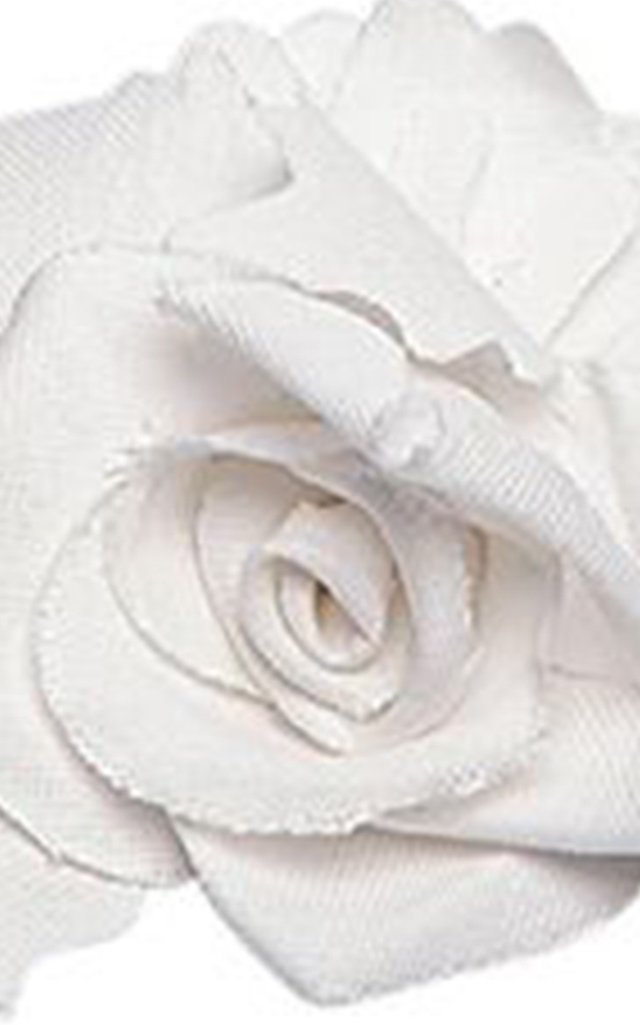 Cotton Rosette