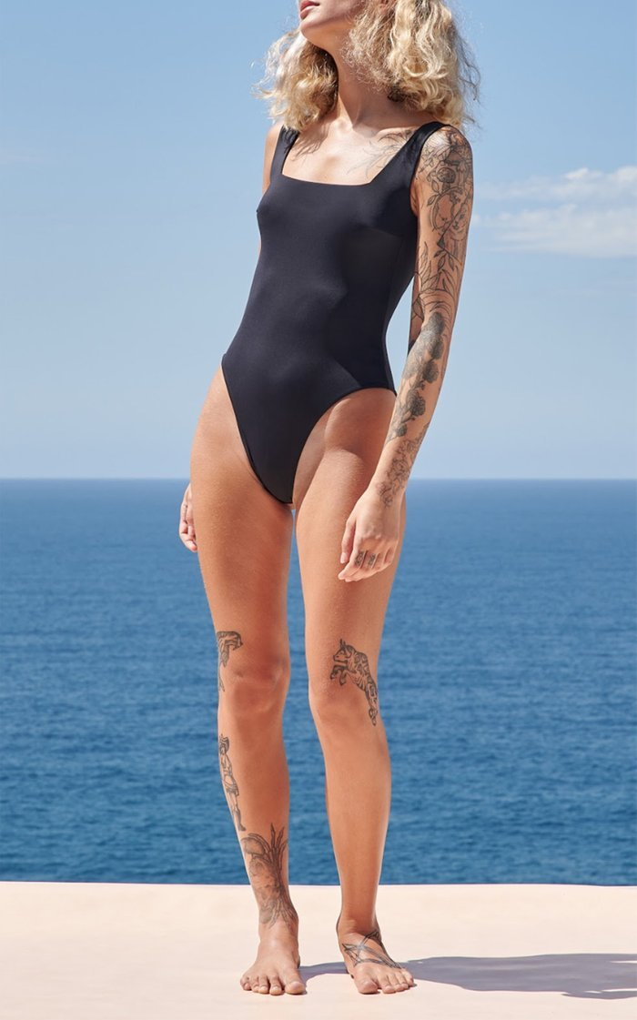 Manu Maillot One-Piece Swimsuit