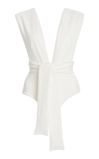 Roge Tie-Waist One-Piece Swimsuit