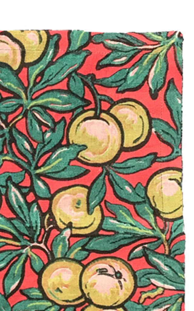 Set Of 4 Lime tree Placemats