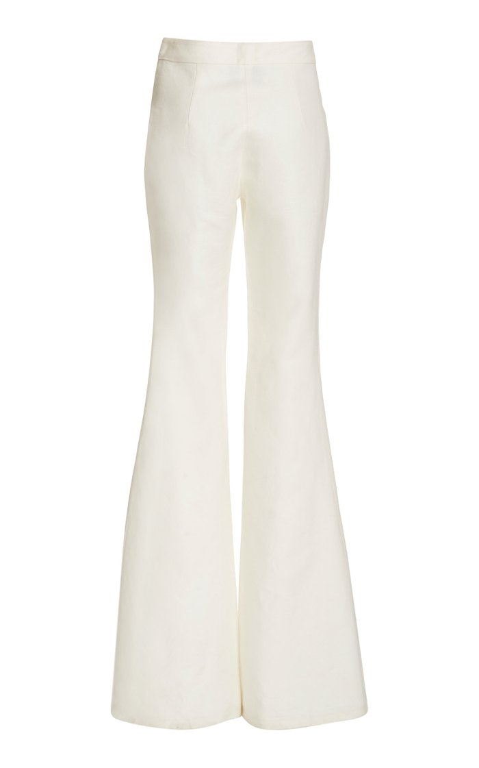 Emerson Linen Flared Pants