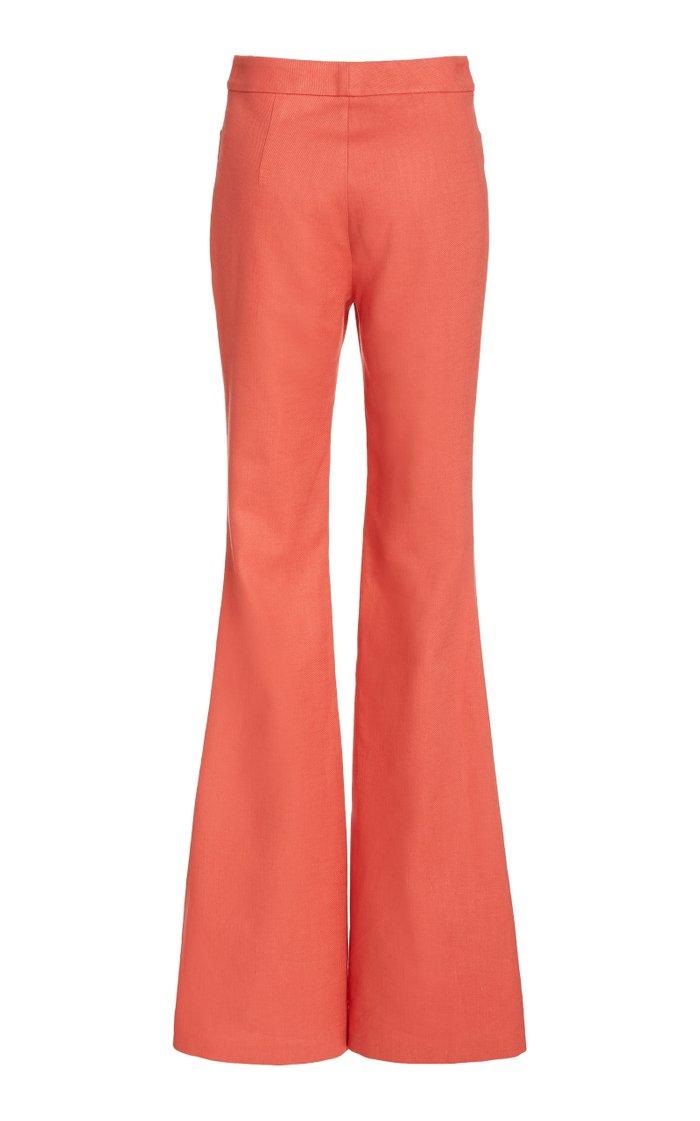 Emerson Linen Flared Pants
