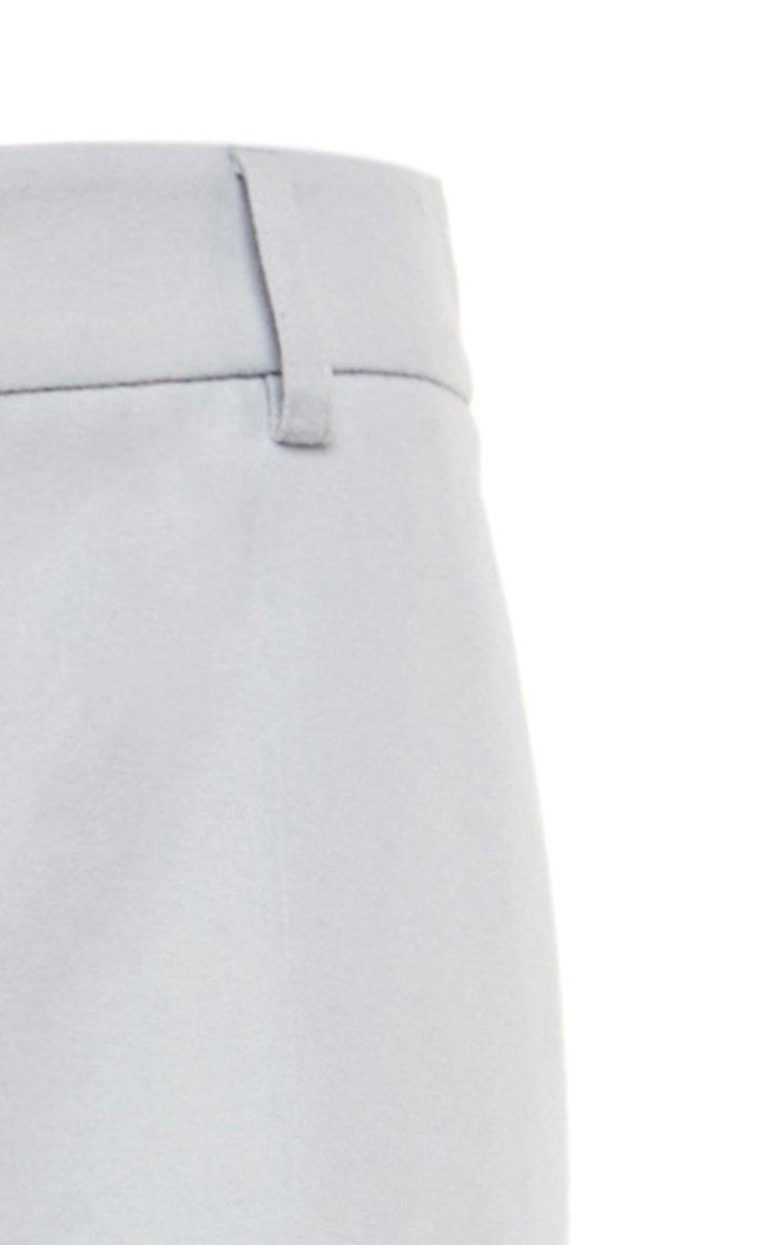 Flannel Skinny Pants