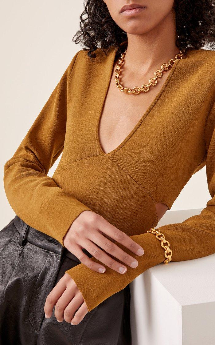 Gold-Plated Bracelet
