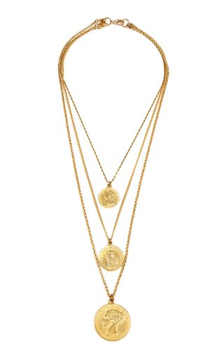 Gold-Plated Necklace