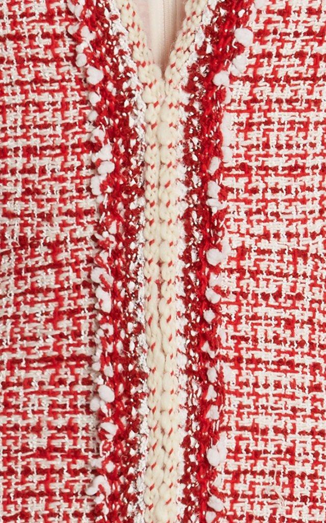 Tweed Mini Dress