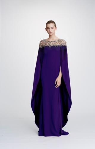 Specialorder-Embroidered-Purple Caftan-AP