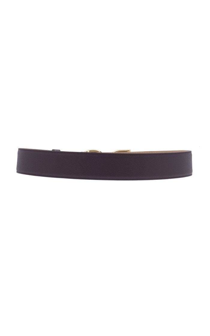 Sicily Leather Belt