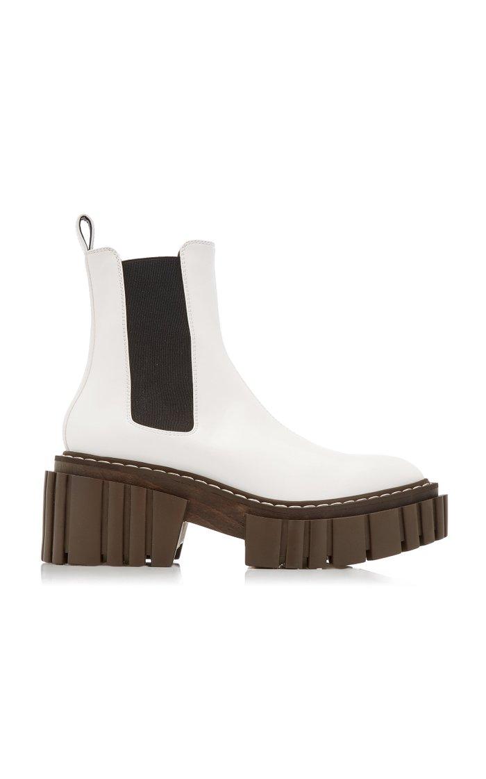 Emilie Lug Sole Rubber Boots