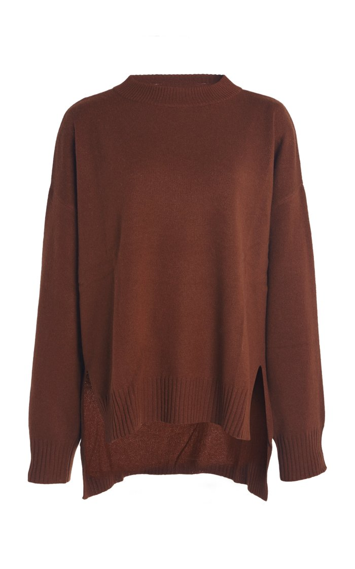 Spano Tie-Detailed Cashmere Sweater