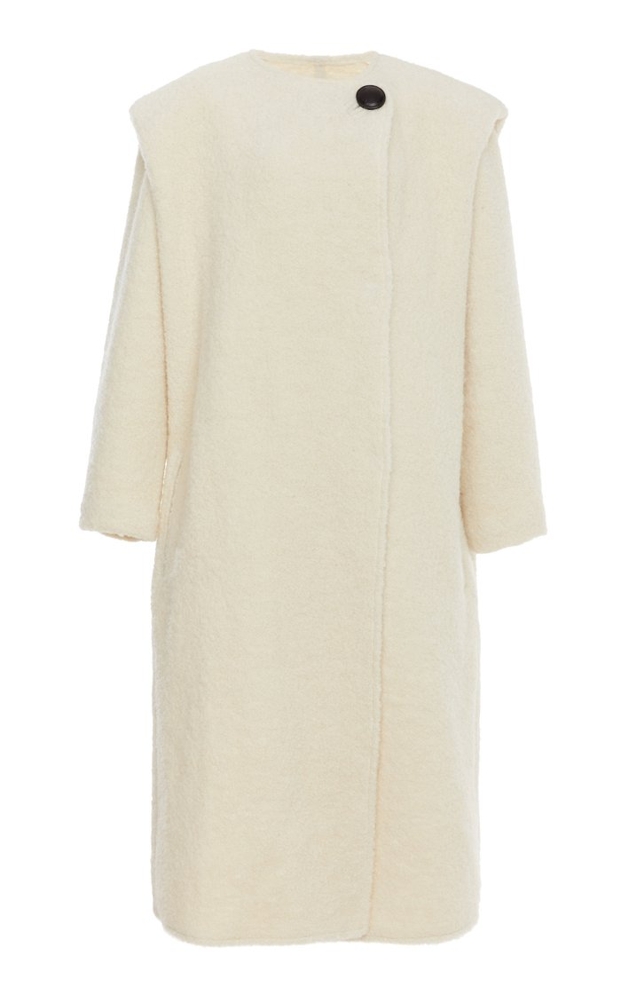 Gelton Shearling Coat