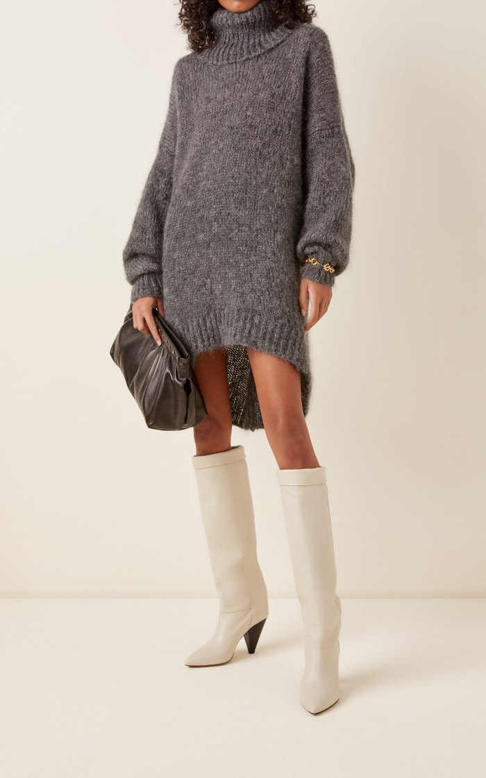 Eva Oversized Turtleneck Sweater