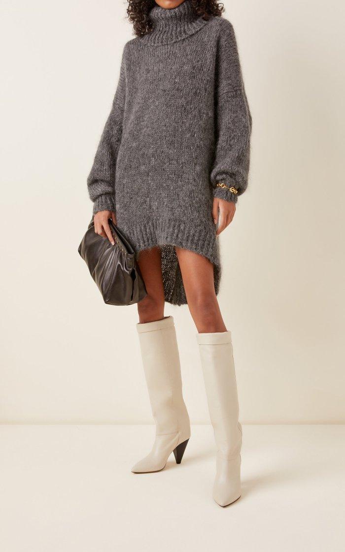 Eva Oversized Turtleneck Sweater