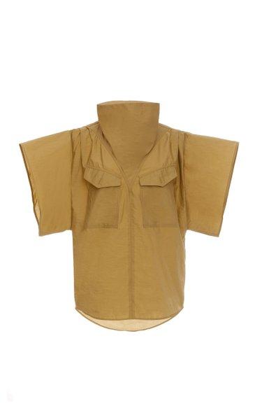 Parlamili Cotton-Blend Shirt