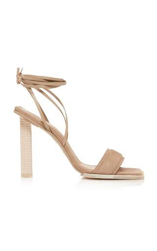Les Adours Hautes Leather Sandals