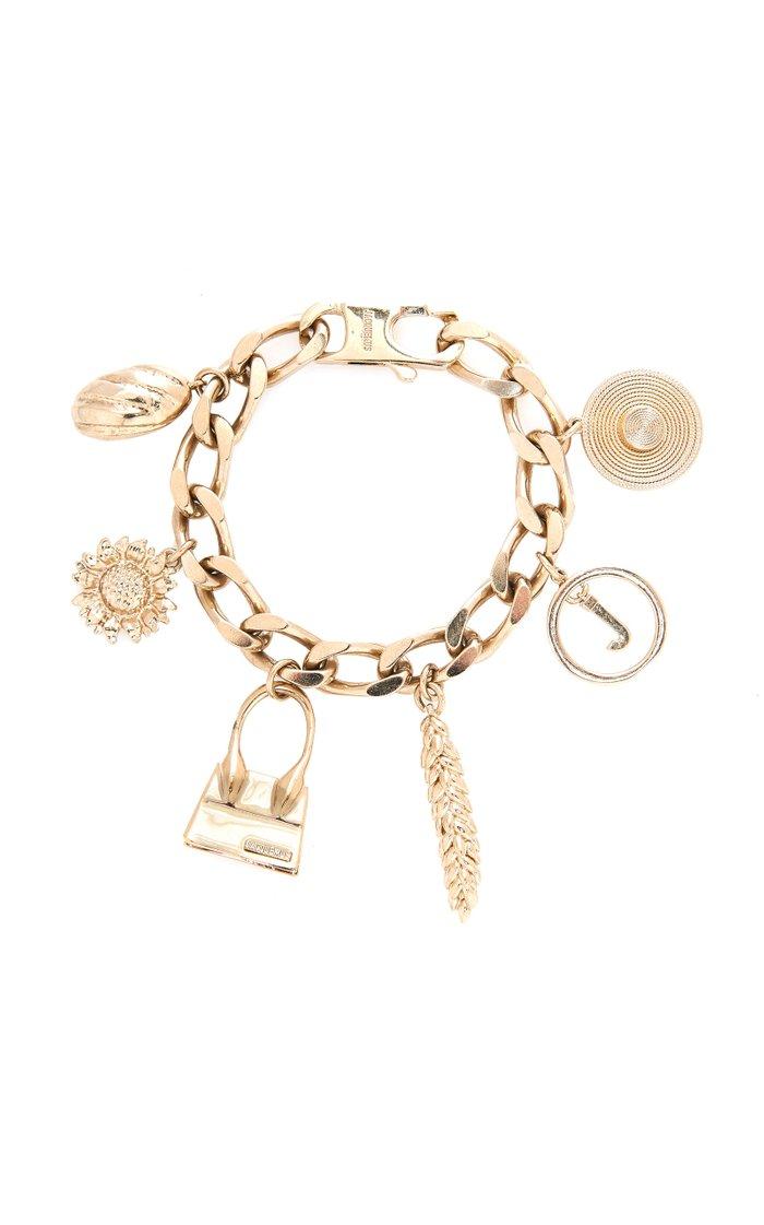 Le Jacquemus Gold-Tone Bracelet