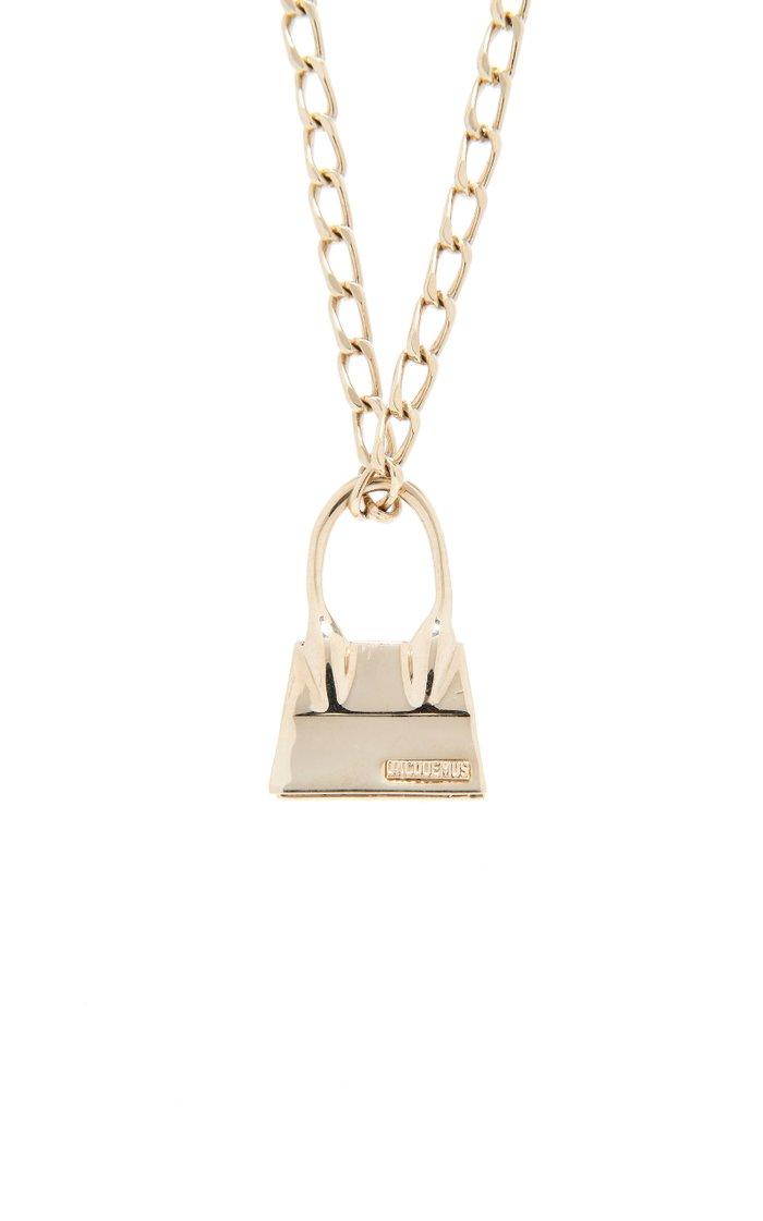 Le Collier Chiquito Gold-Tone Necklace