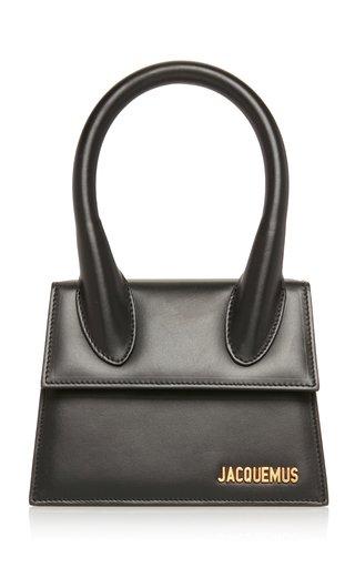 Le Chiquito Moyen Leather Bag