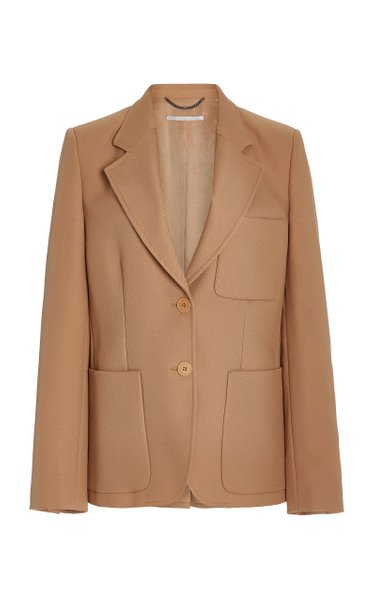 Eleanor Wool Blazer