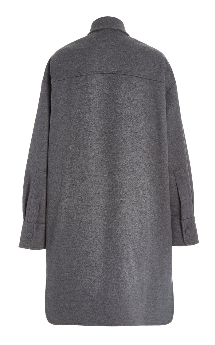 Kerry Oversized Wool Shirt